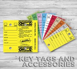 Key Tags and Accessories