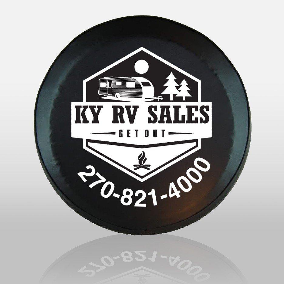 custom logo tire cover
