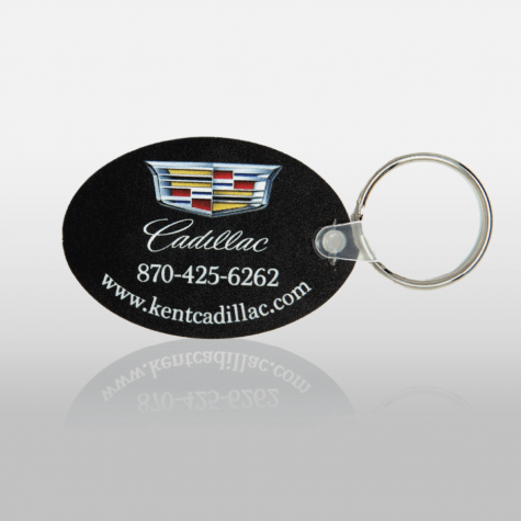 Full Color Soft Key Fobs