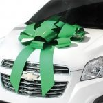 30 Inch Magnetic Car Bow